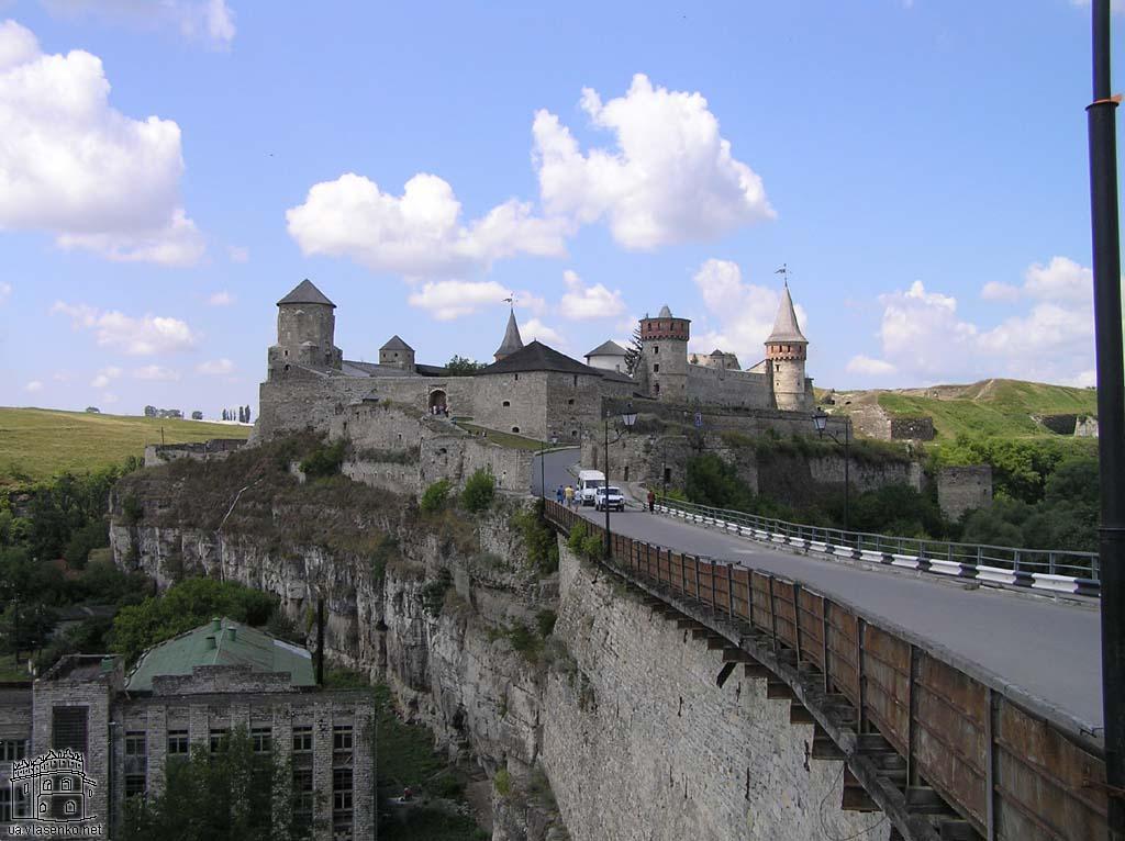 В крепости был предусмотрен